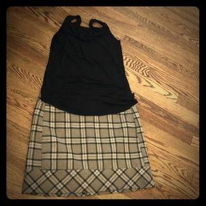 Willi Smith mini skirt